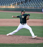 Jose Dicochea - 2019 AZL Athletics (Bill Mitchell)