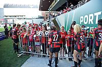 Portland, OR - Sunday, June 2, 2019: Portland Thorns vs Chicago Red Stars at Providence Park.