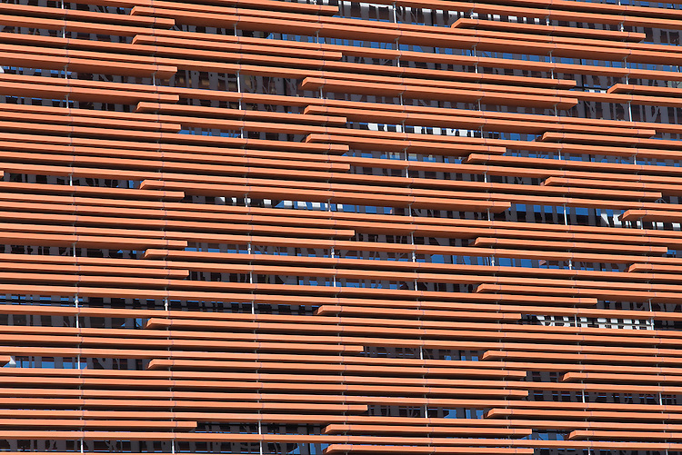 Terra Cotta Architectural Details at WSU IBio Center | Boston Valley Terra Cotta