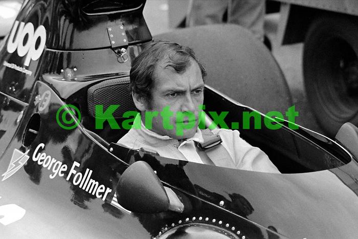 George Follmer 1973 John Player British Grand Prix