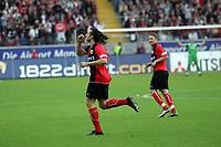 Torjubel Sotirios Kyrgiakos (Eintracht Frankfurt) beim 1:0