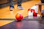 Feature - Ball - Handball beim Spiel HSG Konstanz – HBW Balingen-Weilstetten beim BGV Handball Cup 2020.<br /> <br /> Foto © PIX-Sportfotos *** Foto ist honorarpflichtig! *** Auf Anfrage in hoeherer Qualitaet/Aufloesung. Belegexemplar erbeten. Veroeffentlichung ausschliesslich fuer journalistisch-publizistische Zwecke. For editorial use only.