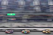 Monster Energy NASCAR Cup Series<br /> Can-Am Duel At Daytona<br /> Daytona International Speedway, Daytona Beach, FL USA<br /> Thursday 15 February 2018<br /> Denny Hamlin, Joe Gibbs Racing, FedEx Express Toyota Camry, Kyle Busch, Joe Gibbs Racing, M&M's Toyota Camry, Erik Jones, Joe Gibbs Racing, DEWALT Toyota Camry<br /> World Copyright: Logan Whitton<br /> LAT Images