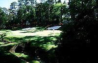 4th April 1999, Augusta GA, USA; The US Masters Golf Course Augusta USA Hole 13