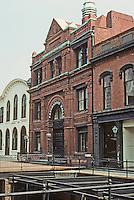 Savannah: Cotton Exchange, 1880's. Photo '76.