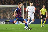 Ivan Rakitic<br /> <br /> <br /> 18/12/2019 <br /> Barcelona - Real Madrid<br /> Calcio La Liga 2019/2020 <br /> Photo Paco Largo Panoramic/insidefoto <br /> ITALY ONLY