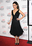 Mila Kunis attends the AFI Fest 2010 Closing Night Gala - Black Swan Premiere held at The Grauman's Chinese Theatre in Hollywood, California on November 11,2010                                                                               © 2010 Hollywood Press Agency