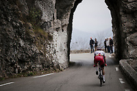 Mathias Le Turnier (FRA/Cofidis)<br /> <br /> Stage 8: Nice to Nice (110km)<br /> 77th Paris - Nice 2019 (2.UWT)<br /> <br /> ©kramon