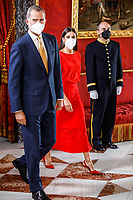 SEP 16 Spanish Royals host lunch for Colombian President