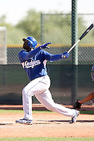 Chris Jacobs - Los Angeles Dodgers, 2009 Instructional League.Photo by:  Bill Mitchell/Four Seam Images..