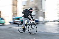 2020/03/12 Wirtschaft | Berlin | Fahrradkurier