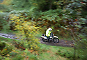 06/10/18<br /> <br /> Stuart Briggs, Honda XR250R.<br /> <br /> After battling hours of heavy rain, competitors slither up a hill known as the corkscrew in near Kettleshulme in the Cheshire Peak District National Park. Hundreds of other cars and motorcycles took part in today's Edinburgh Trial. The Motorcyling Club's 94th annual long distance navigation trial started near Tamworth at midnight and finishes this afternoon near Buxton. The original trial ran from London to Edinburgh.<br /> <br /> All Rights Reserved: F Stop Press Ltd. +44(0)1335 344240  www.fstoppress.com www.rkpphotography.co.uk