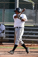 Olilvier Pascual - Chicago White Sox 2009 Instructional League. .Photo by:  Bill Mitchell/Four Seam Images..