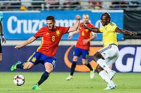 Koke Resurreccion of Spain during the friendly match between Spain and Colombia at Nueva Condomina Stadium in Murcia, jun 07, 2017. Spain. (ALTERPHOTOS/Rodrigo Jimenez) (NortePhoto.com) (NortePhoto.com)