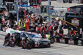 NASCAR XFINITY Series<br /> U.S. Cellular 250<br /> Iowa Speedway, Newton, IA USA<br /> Saturday 29 July 2017<br /> Kyle Benjamin, Reser's Toyota Camry pit stop<br /> World Copyright: Russell LaBounty<br /> LAT Images