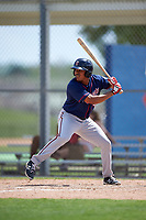 Minnesota Twins Lamonte Wade (41) during a minor league Spring Training intrasquad game on March 15, 2016 at CenturyLink Sports Complex in Fort Myers, Florida.  (Mike Janes/Four Seam Images)