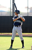 Anthony Phillips / Seattle Mariners 2008 Instructional League..Photo by:  Bill Mitchell/Four Seam Images