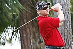 PALM BEACH GARDENS, FL. - Kent Jones during Round Three play at the 2009 Honda Classic - PGA National Resort and Spa in Palm Beach Gardens, FL. on March 7, 2009.