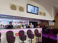 Café und Bar Positivo Dolna 9 in Banska Bystrica, Banskobystricky kraj, Slowakei, Europa<br /> Café and Bar Positivo Dolna 9 in Banska Bystrica, Banskobystricky kraj, Slovakia, Europe