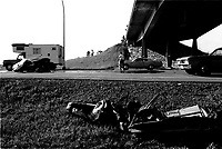 1970 - 1979 DIS - Accidents de la route - sans date