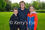 Enjoying a stroll in Muckross Gardens in Killarney on Sunday, l to r: Joseph Hickey, Bernadette Noonan and Cathy Clifford.