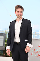 DIRECTOR GREGOIRE LEPRINCE-RINGUET - PHOTOCALL OF THE FILM 'LA FORET DE QUINCONCES' AT THE 69TH FESTIVAL OF CANNES 2016