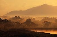 Dominikanische Republik, Morgenstimmung in der Sierra del Seibo, Dominikanische Republik
