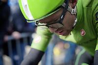 Alex Howes (USA/Cannondale) post-finish<br /> <br /> 102nd Liège-Bastogne-Liège 2016