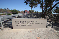 School of Creative and Performing Arts
