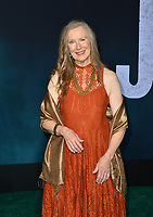 "LOS ANGELES, USA. September 29, 2019: Frances Conroy at the premiere of ""Joker"" at the TCL Chinese Theatre, Hollywood.<br /> Picture: Paul Smith/Featureflash"