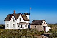 Stage Harbor Lighthouse, Chatham, Cape Cod, Massachusetts, USA