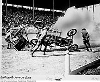 1913 automobile polo at the CNE in Toronto