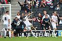 Luke Chadwick of MK Dons shoots<br />  - MK Dons v Stevenage - Sky Bet League One - Stadium MK, Milton Keynes - 28th September 2013. <br /> © Kevin Coleman 2013
