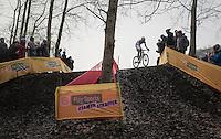 Wout Van Aert (BEL/Crelan-Vastgoedservice) <br /> <br /> 2016 CX UCI World Cup Zeven (DEU)