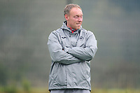 Steve Cooper Head Coach of Swansea City during the Swansea City Training at The Fairwood Training Ground in Swansea, Wales, UK. Tuesday 22 September 2020