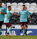 Rory Currie grabs a goal for Hearts