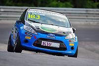 Race of Germany Nürburgring Nordschleife 2016 Free Training 1 ETCC 2016 #183 RAVENOL Motorsport Ford Fiesta Daniel Niermann (DEU) © 2016 Musson/PSP. All Rights Reserved.