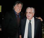 LANDO BUZZANCA CON GIUSEPPE CIARRAPICO<br /> FESTA ALLEANZA NAZIONALE ROMA 2002
