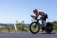 Jasper De Buyst (BEL/Lotto Soudal)<br /> <br /> Stage 13: ITT - Pau to Pau (27.2km)<br /> 106th Tour de France 2019 (2.UWT)<br /> <br /> ©kramon