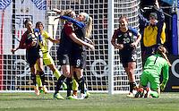 USWNT vs Colombia, April 10, 2016