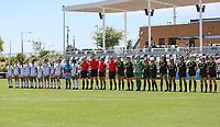 2019 Girls' DA U-15 SemiFinal, San Jose Earthquakes vs Placer United Soccer Club, July 9, 2019