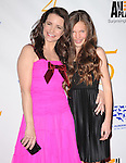 Kristin Davis and God daughter at The Humane Society of The United States celebration of The 25th Anniversary Genesis Awards in Beverly Hills, California on March 19,2011                                                                               © 2010 Hollywood Press Agency