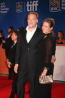 VINCENT D'ONOFRIO AND HIS WIFE CARIN VAN DER DONK - RED CARPET OF THE FILM 'THE MAGNIFICENT SEVEN' - 41ST TORONTO INTERNATIONAL FILM FESTIVAL 2016