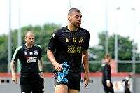GRONINGEN - Voetbal, Eerste training selectie FC Groningen, seizoen 2021-2022, 26-06-2021, FC Groningen speler Radinio Balker