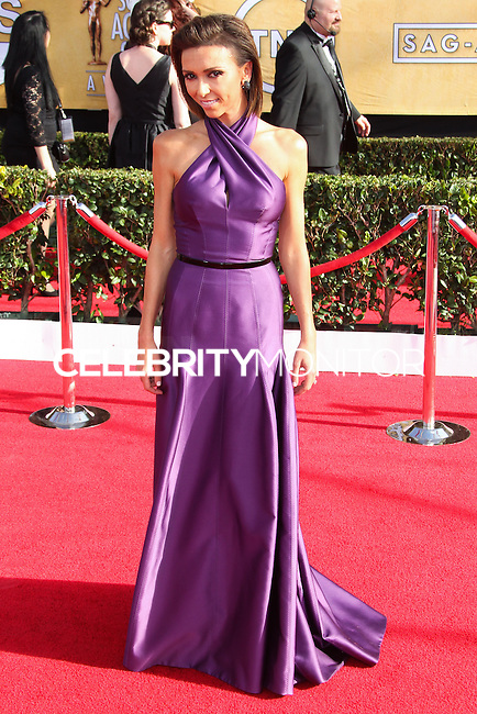LOS ANGELES, CA - JANUARY 18: Giuliana Rancic at the 20th Annual Screen Actors Guild Awards held at The Shrine Auditorium on January 18, 2014 in Los Angeles, California. (Photo by Xavier Collin/Celebrity Monitor)
