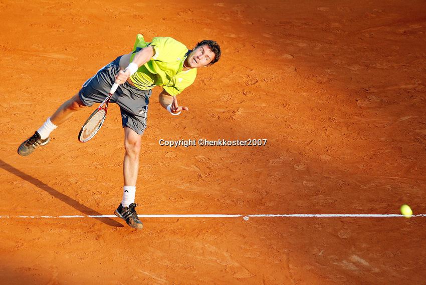 17-4-07, Monaco,Master Series Monte Carlo, Marat Safin
