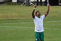 Rio de Janeiro (RJ), 09/06/2021  - Vasco-Boavista - Michel Douglas jogador do Boavista comemora seu gol,durante partida contra o Vasco,válida pela 3ª fase da Copa do Brasil 2021,realizada no Estádio de São Januário,na zona norte do Rio de Janeiro,nesta quarta-feira (09).