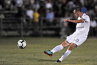 Ryan Pore-Portland Timbers...AC St Louis defeated Portland Timbers 3-0 at Anheuser-Busch Soccer Park, Fenton, Mssouri.