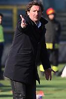 Giovanni Stroppa<br /> Brescia 23-02-2019 <br /> Football Serie B 2018/2019 Brescia - Crotone <br /> Foto Image Sport / Insidefoto