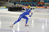 SPEEDSKATING: HEERENVEEN: 10-01-2020, IJsstadion Thialf, European Championship distances, 1500m Ladies, Francesca Lollobrigida (ITA), ©foto Martin de Jong